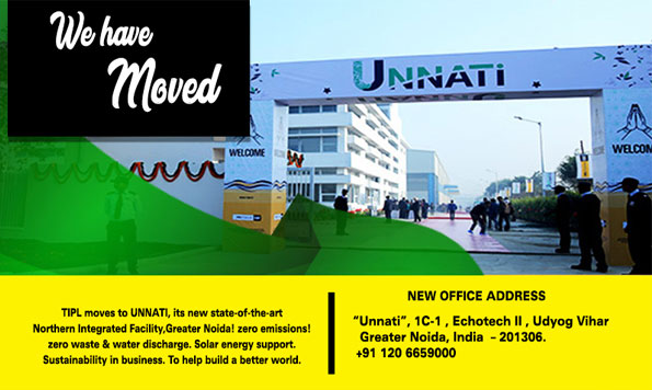 GCPL (Formerly Known as TIPL)  moves to UNNATI