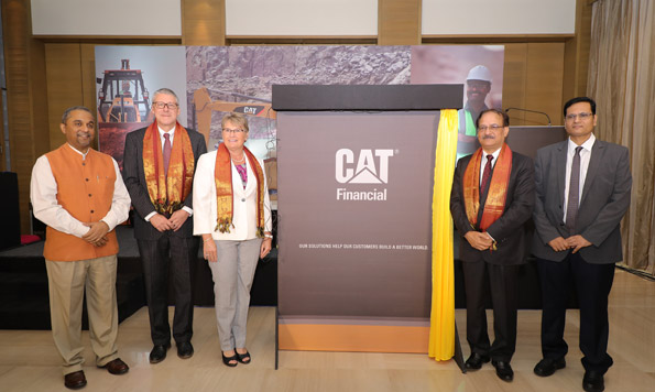 Gainwell to provide Cat Finance solutions to the customers in its territory