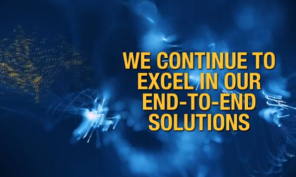 Excel In Our End-To-End Solutions