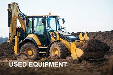 Cat Finance Used Equipment