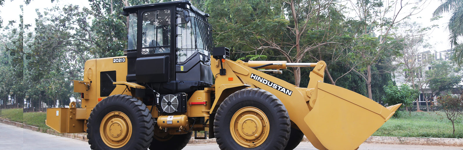 Wheel Loader In India