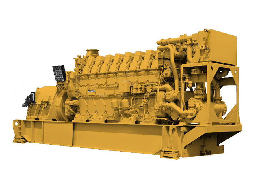 Cat Marine Generator Set C280-8