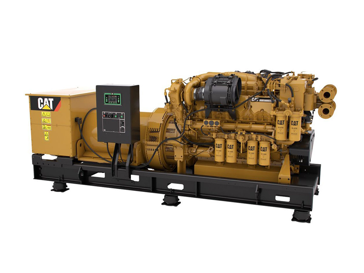 Cat Generator Set C32 ACERT