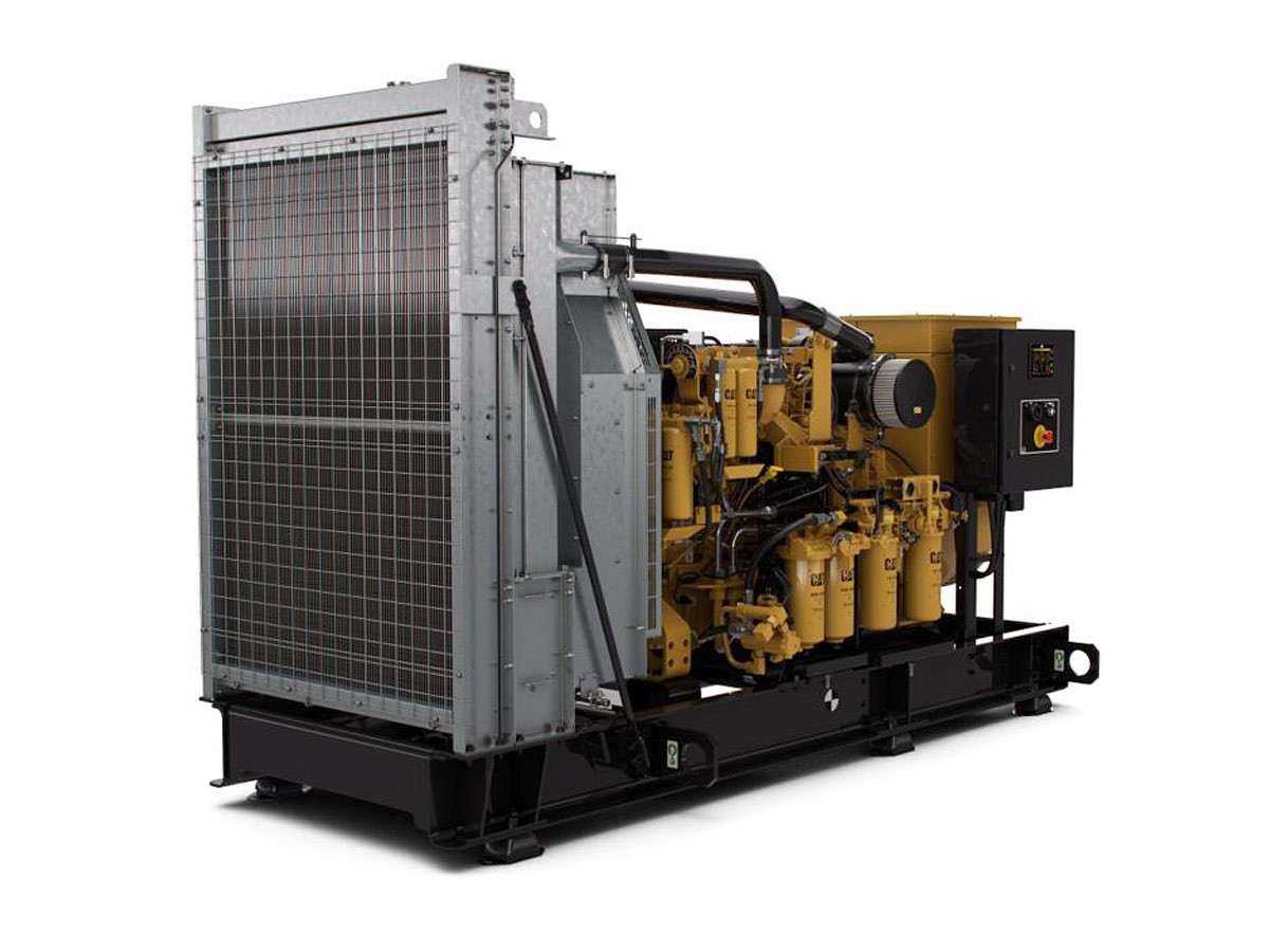 CAT Marine Generator Set C9.3