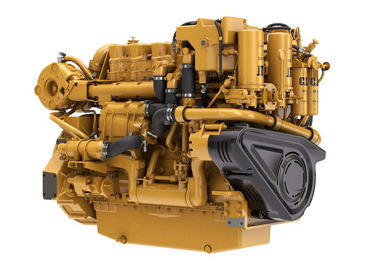 CAT Marine Propulsion Engine 3406C