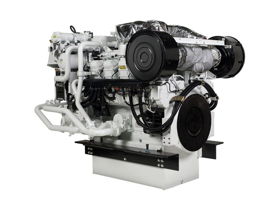 CAT Propulsion Engine 3508C