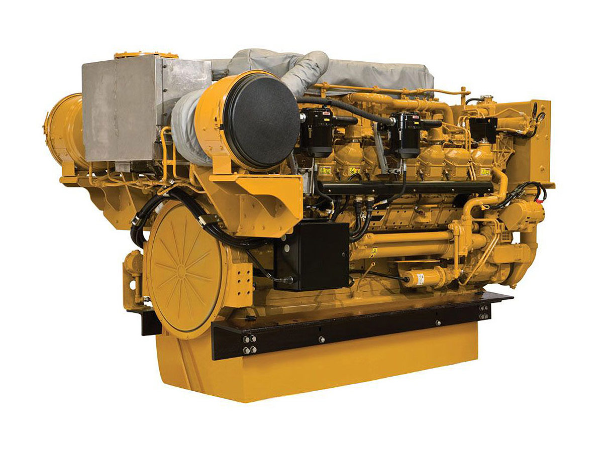 CAT Marine Propulsion Engine 3512C