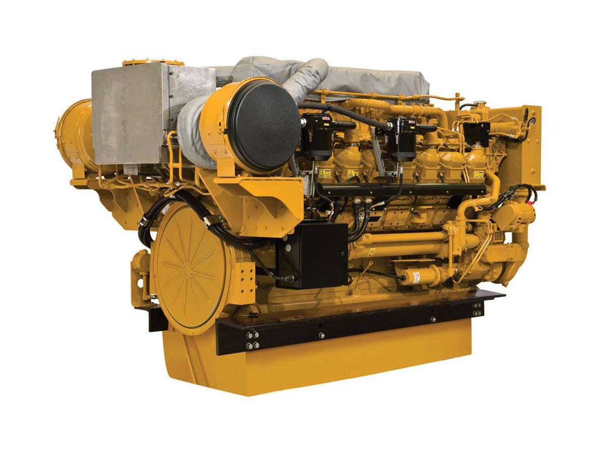 CAT Propulsion Engine 3516C