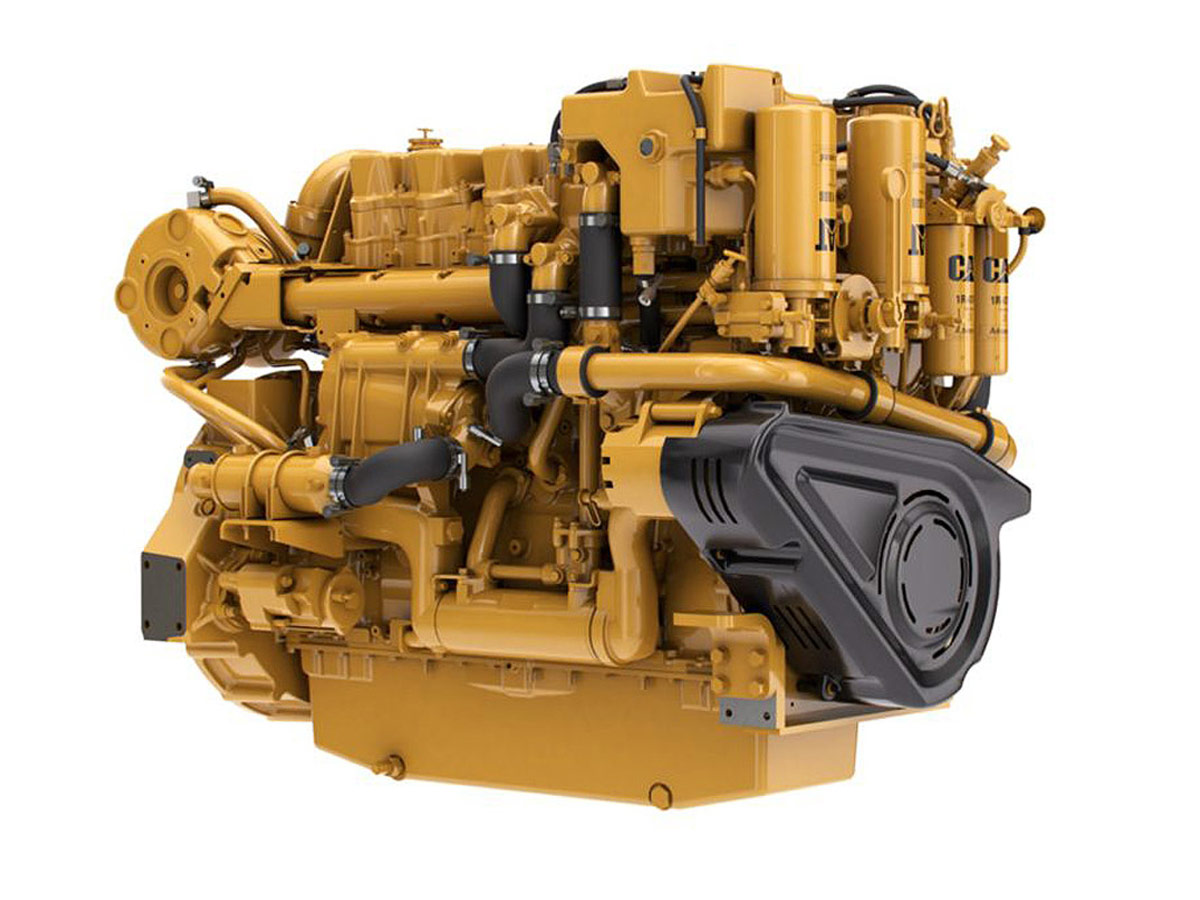 Cat Propulsion Engine C18 ACERT