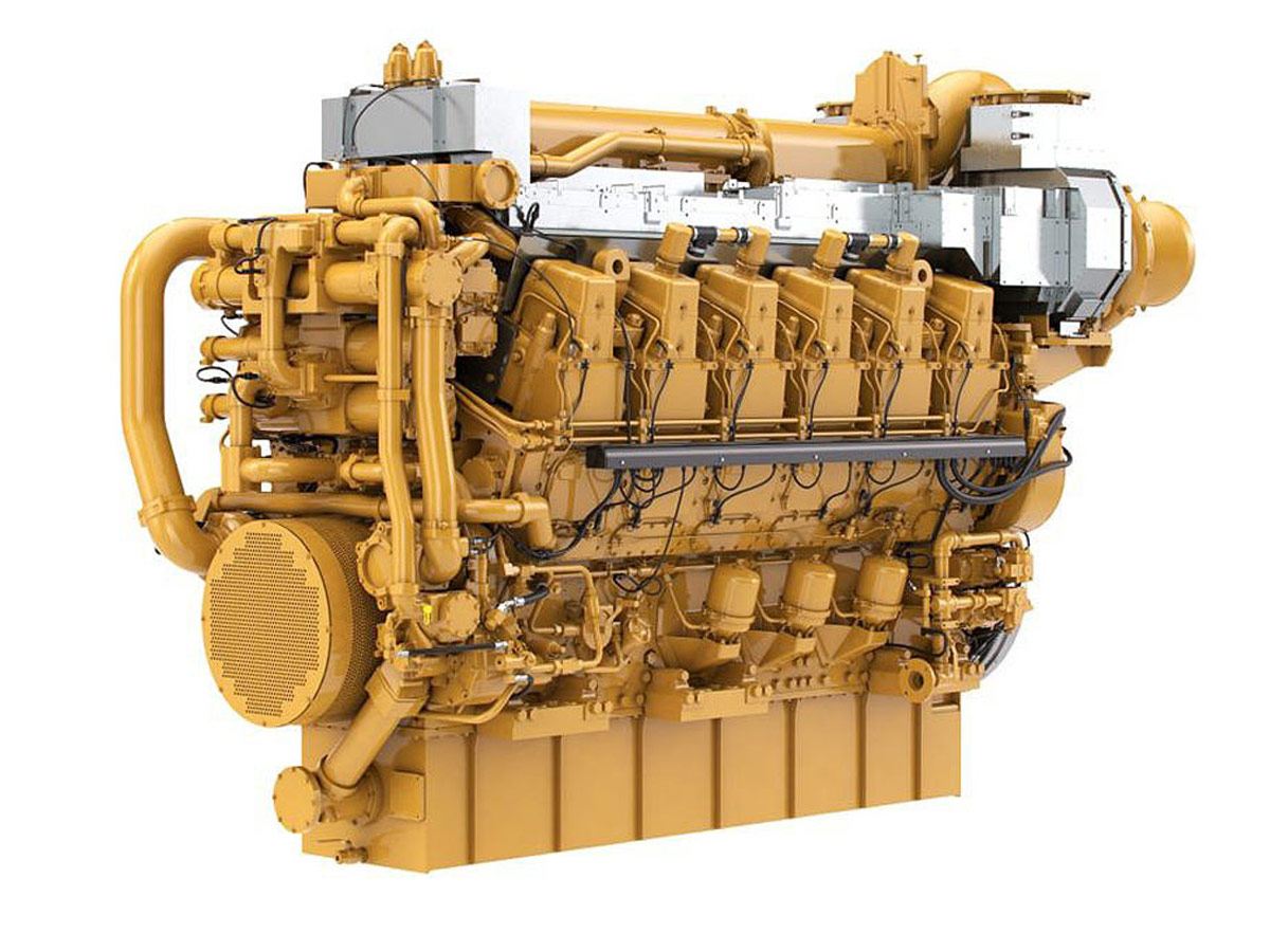 CAT Propulsion Engine C280-12