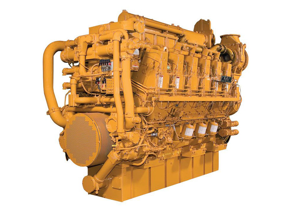 CAT Propulsion Engine C280-6