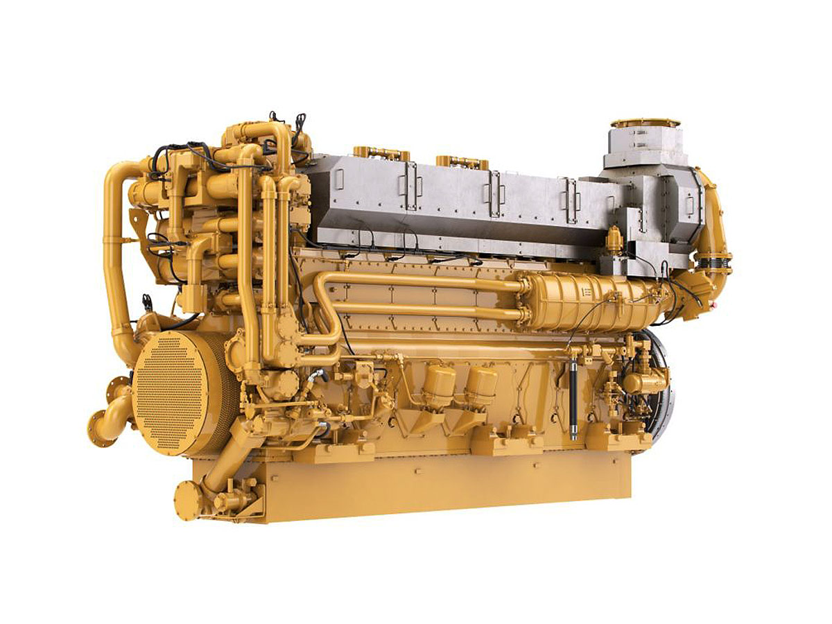 Cat Propulsion Engine C280-8