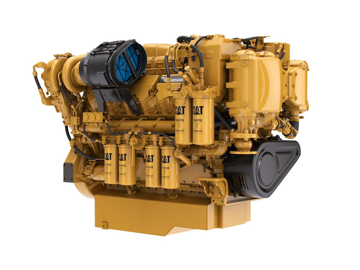 Cat Marine Propulsion Engine C32 ACERT