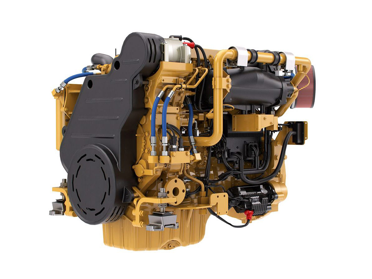 CAT Commercial Propulsion Engine C9.3