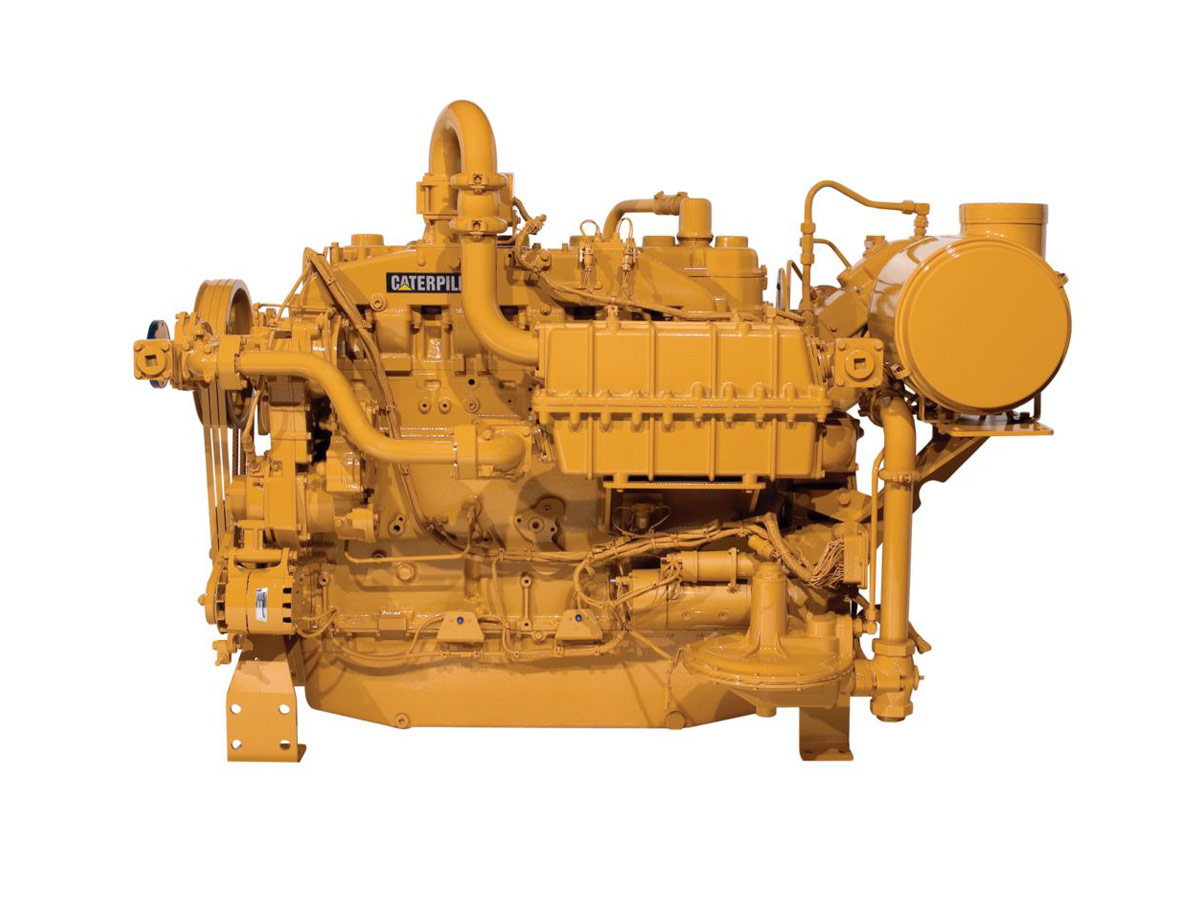 CAT Gas Compression Engine G3406