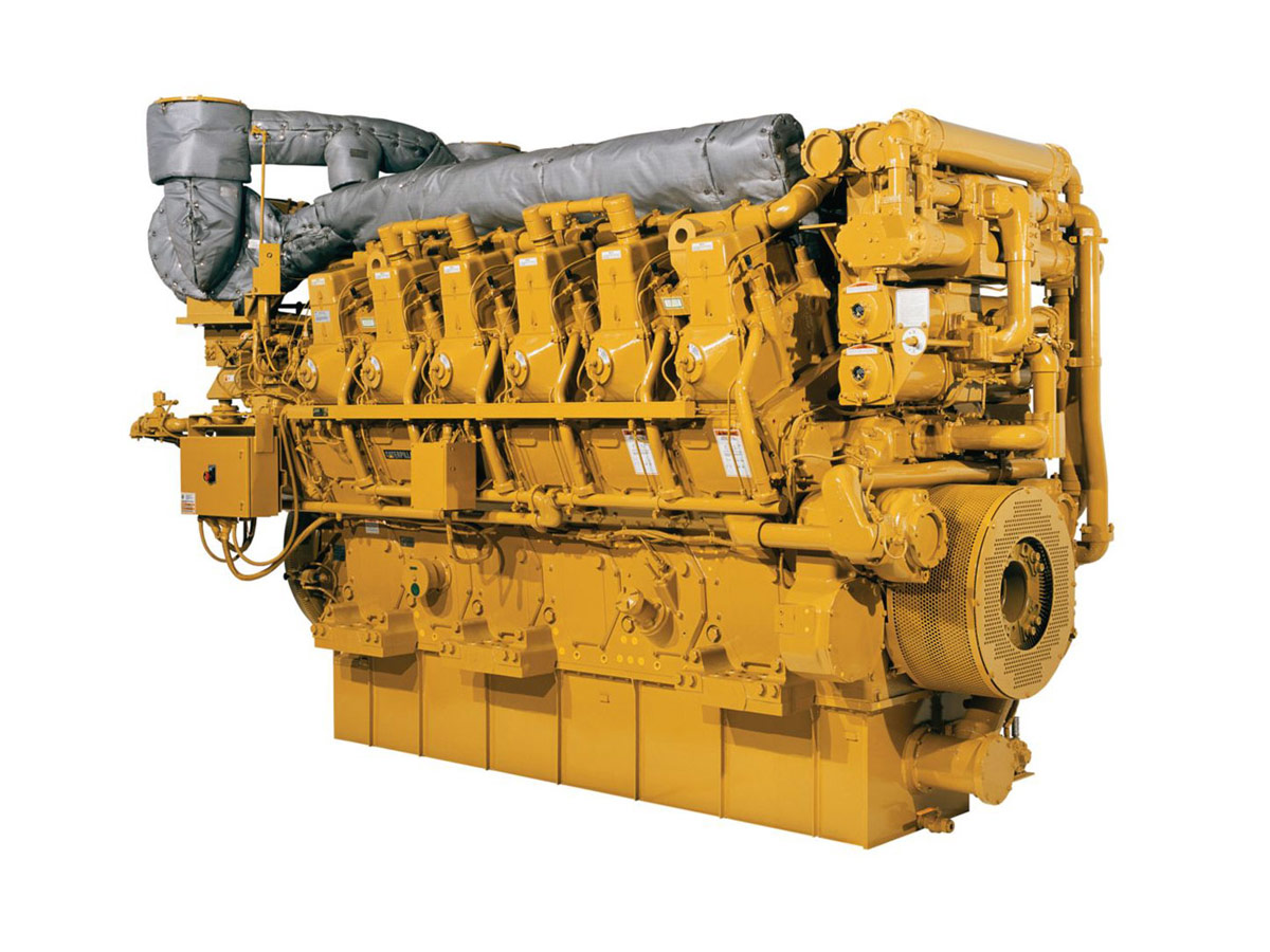 CAT Gas Compression Engine G3612
