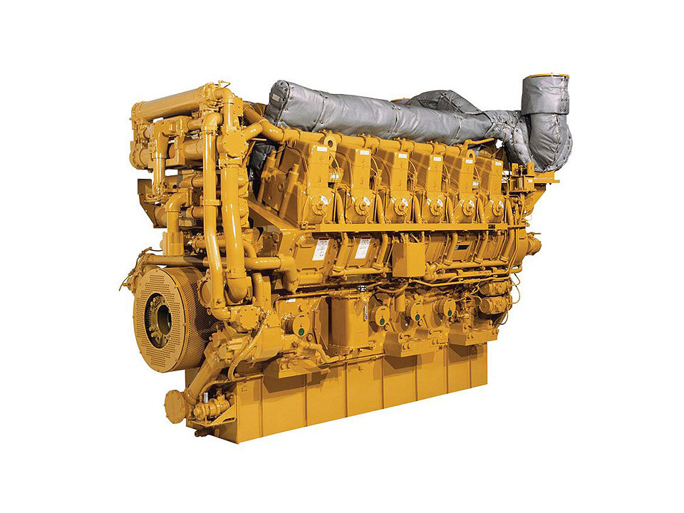 CAT Gas Compression Engine G3616