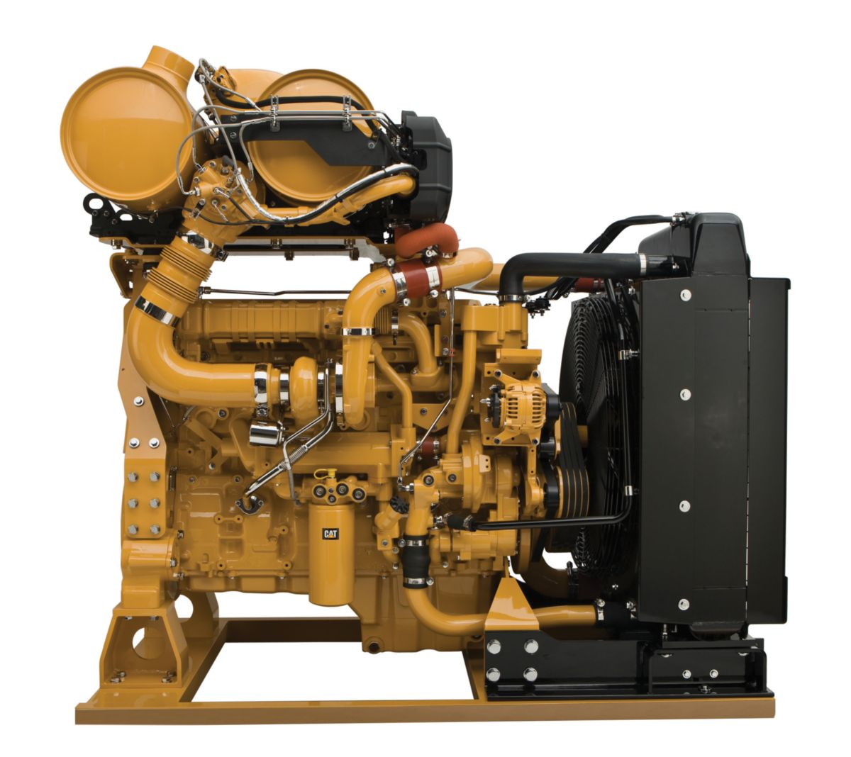 CAT Final Engine C13 ACERT