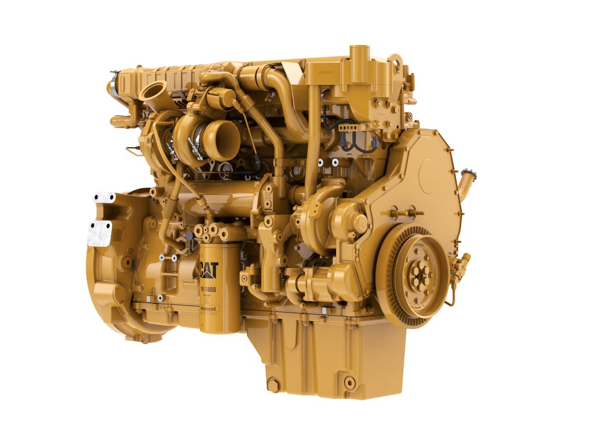 CAT Interim Engine C13 ACERT