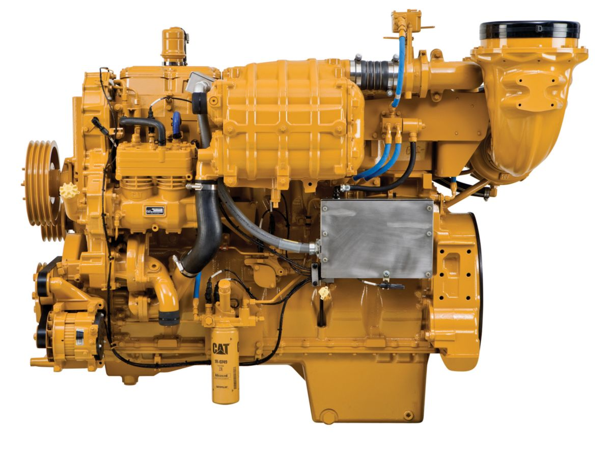 CAT Hazardous Location Engine C15 ACERT