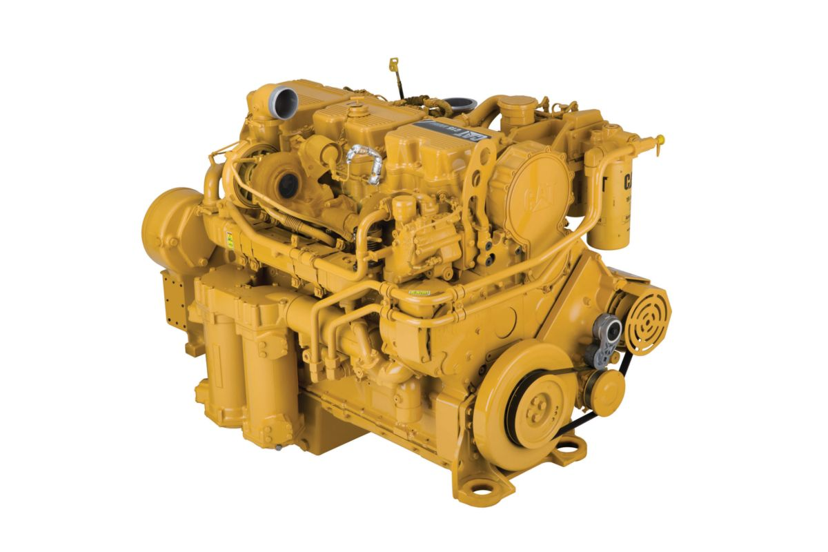 CAT Interim Engine C15 ACERT