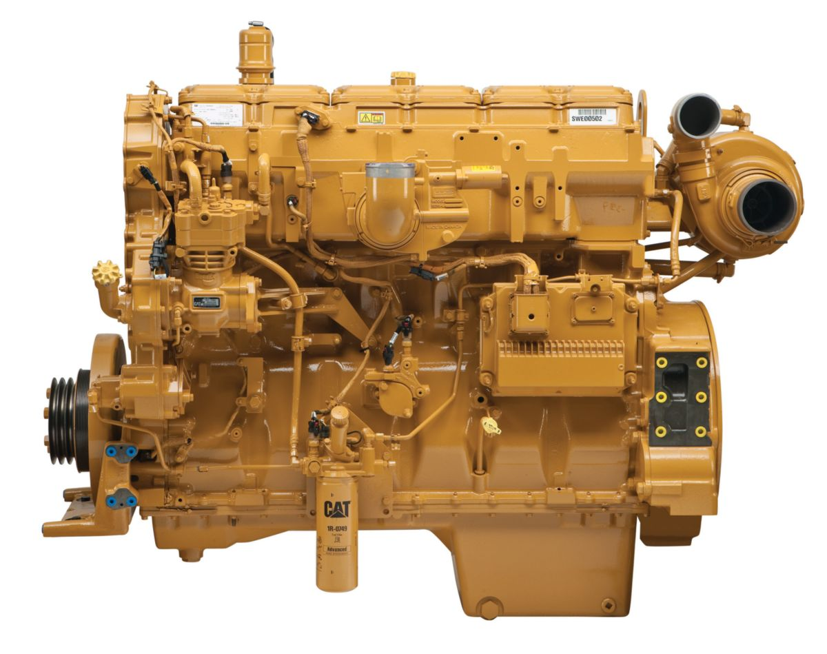 CAT Water-Cooled Mainfold Engine C15 ACERT