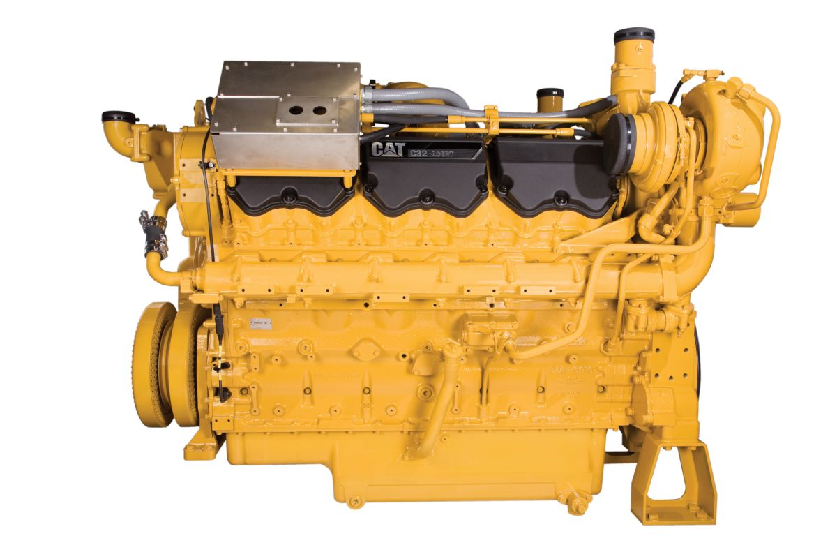 CAT Hazardous Location Engine C32 ACERT