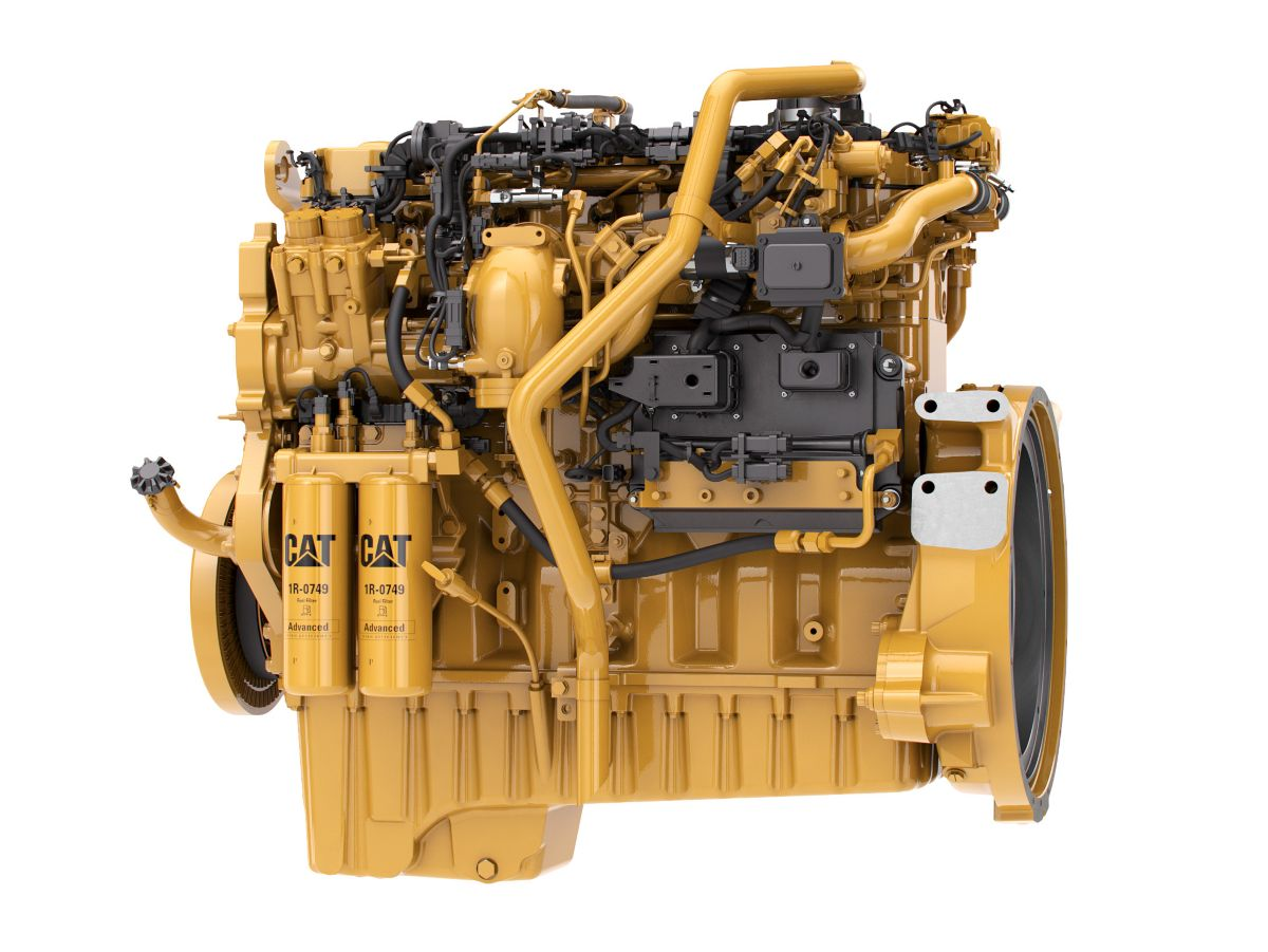 CAT Final Engine C9.3 ACERT
