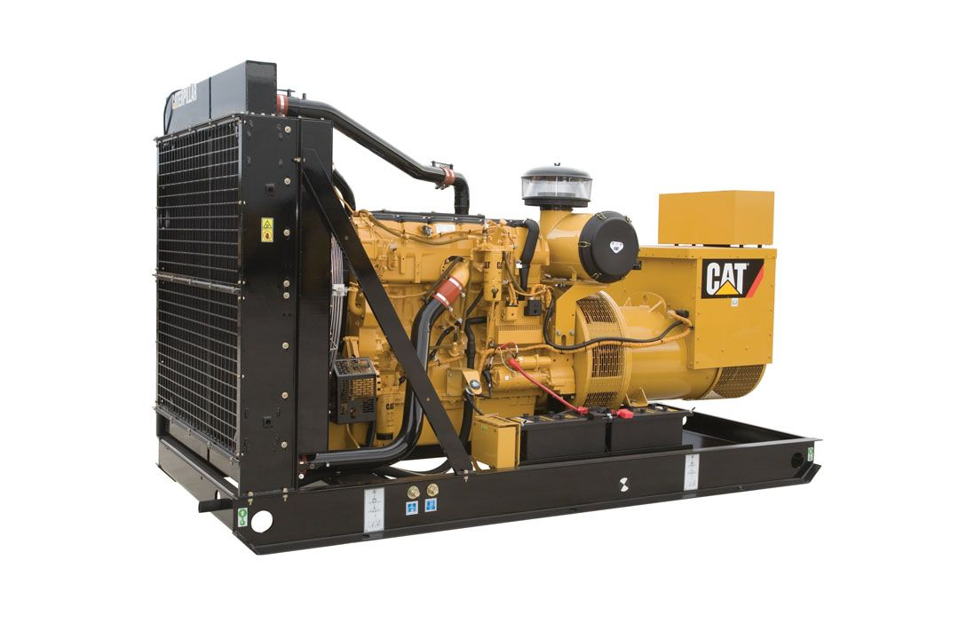 CAT Oilfield Diesel Generator Set C15 ACERT