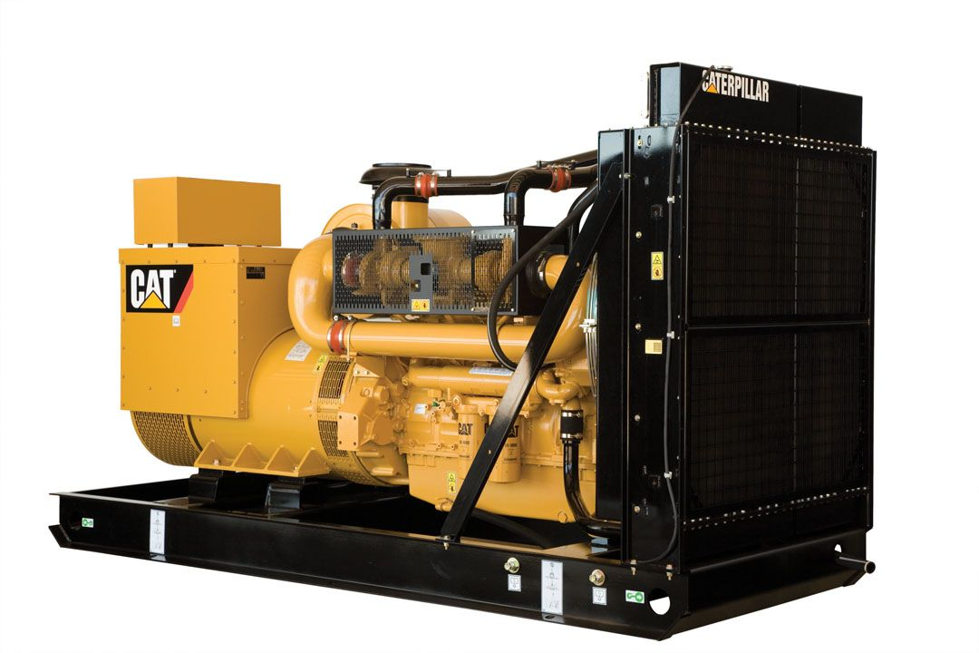 CAT Oilfield Diesel Generator Set C18 ACERT