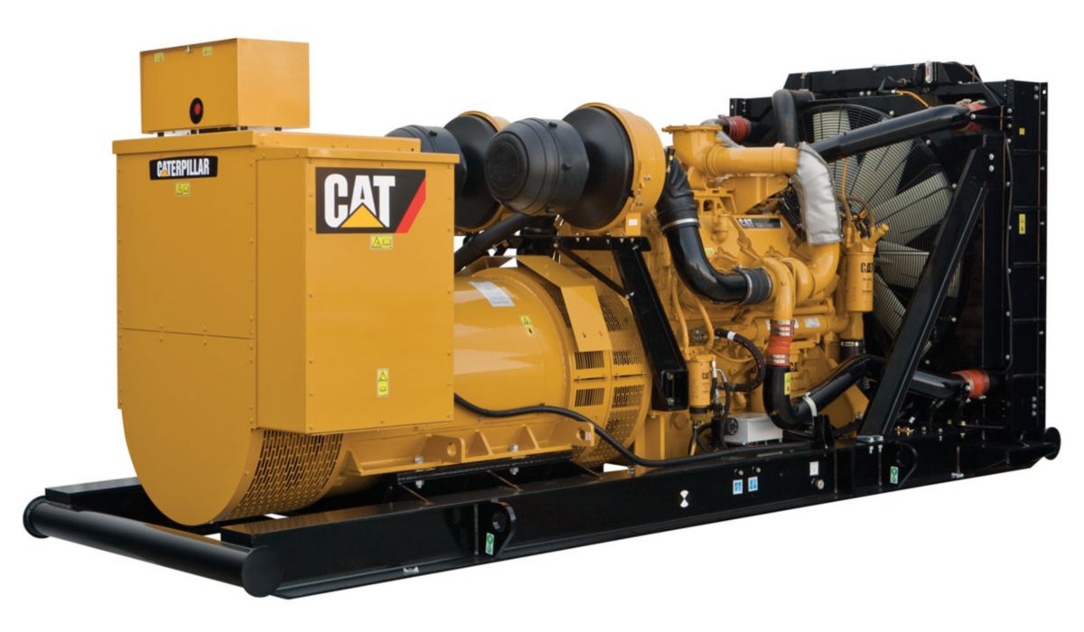 CAT Oilfield Diesel Generator Set C27 ACERT