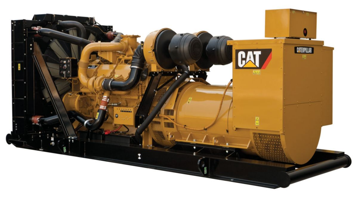 CAT Oilfield Diesel Generator Set C32 ACERT