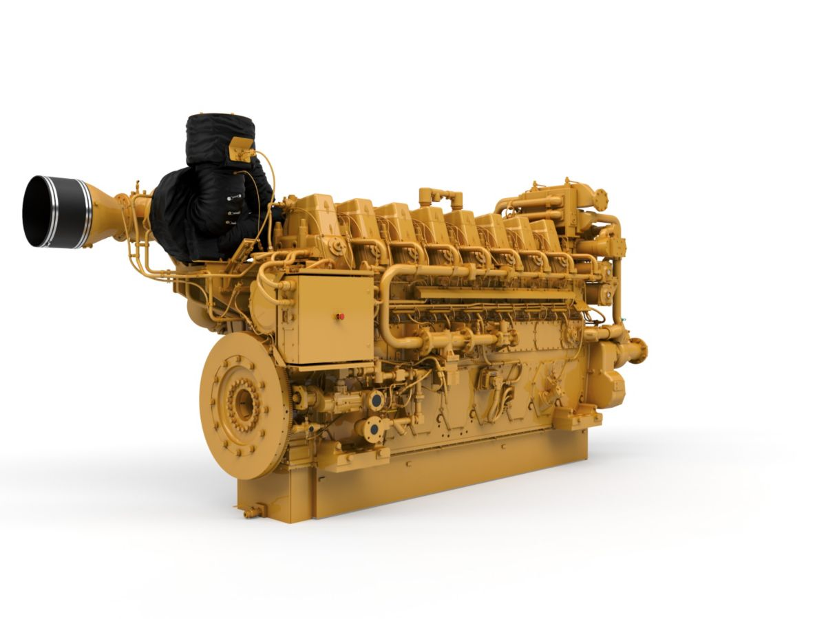 CAT Gas Compression Engine G3608 A4