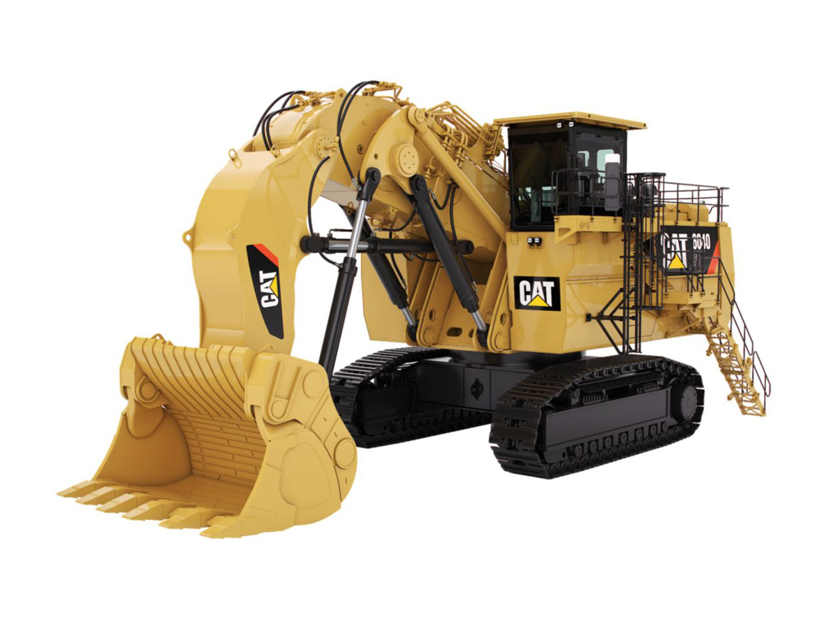 CAT Hydraulic Shovel 6040/6040 FS