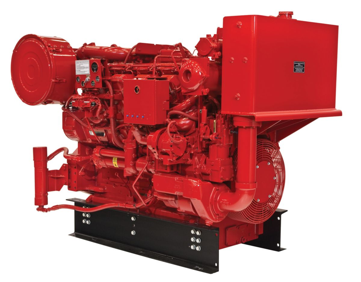 CAT Offshore Production Engine 3516