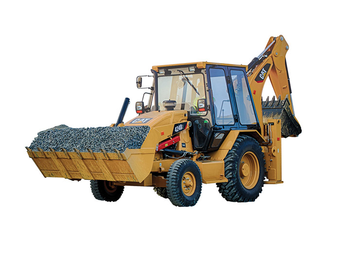 CAT Backhoe Loader