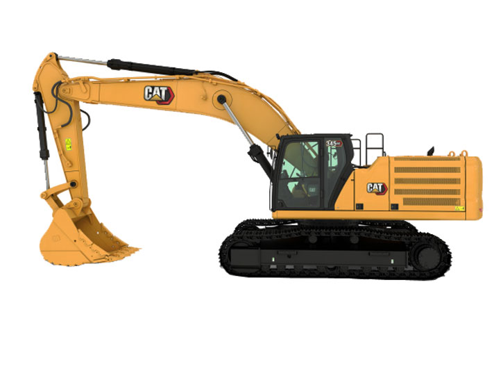 CAT Hydraulic Excavator 345 GC