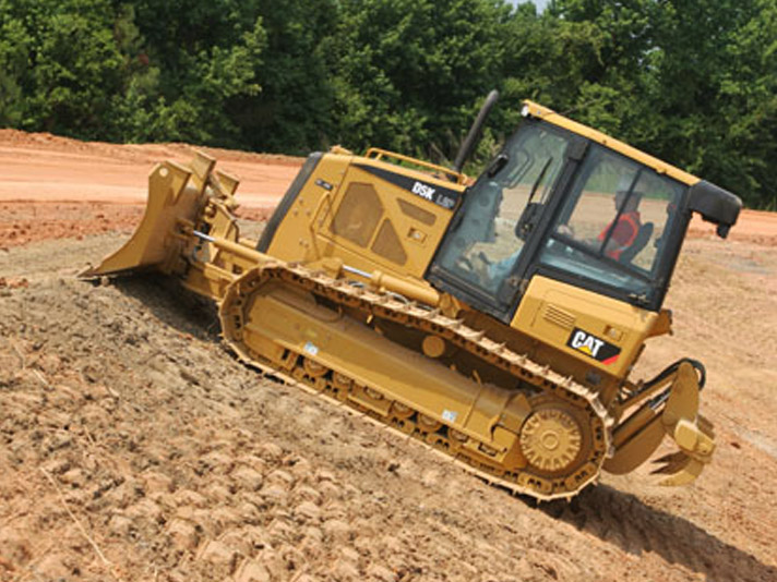CAT Track Type Tractor D5K