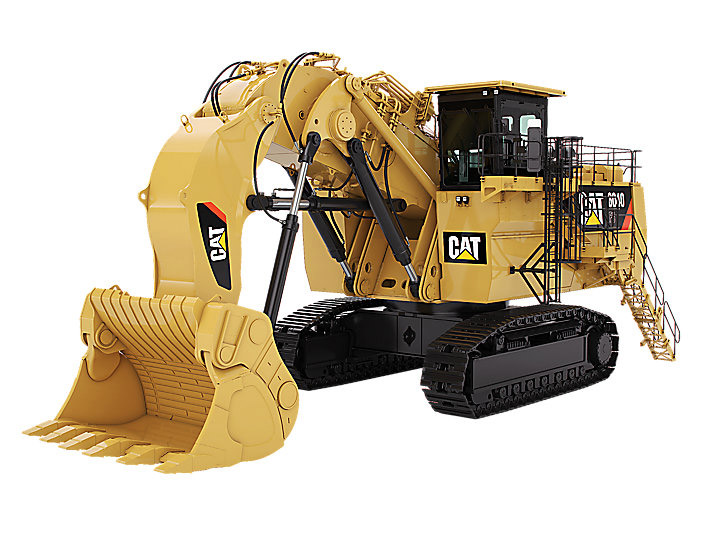 CAT Hydraulic Shovels 6040 AC
